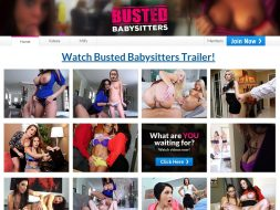 Busted Babysitters – $17.99