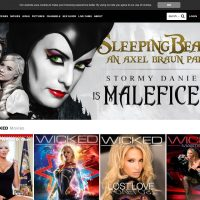 Wicked Pictures Homepage