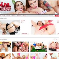 Anal Acrobats Home Page