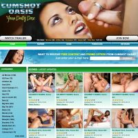 Cumshot Oasis Home Page