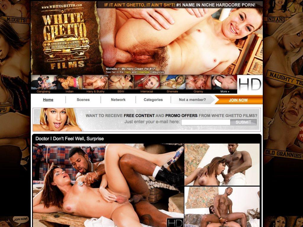 White Ghetto Home Page